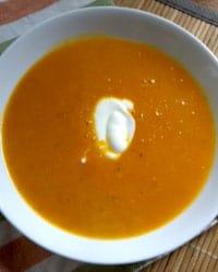 kabocha soup |Tri Holistic Nutrition
