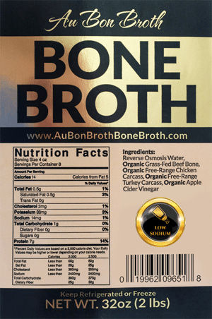Bone Broth- Tri Holistic Nutrition- Holistic Nutrition Consultant