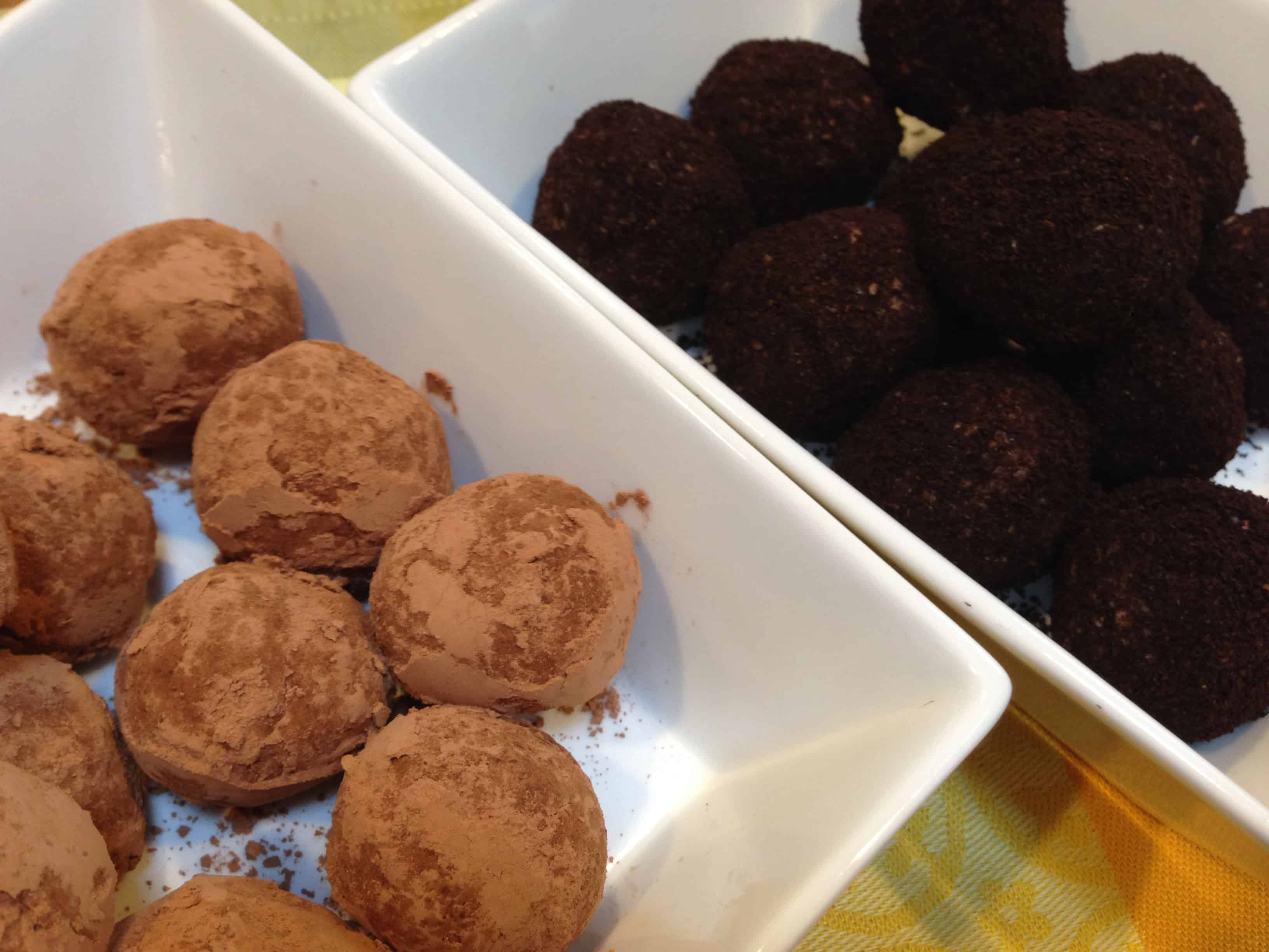 Paleo chocolate truffles |Tri Holistic Nutrition