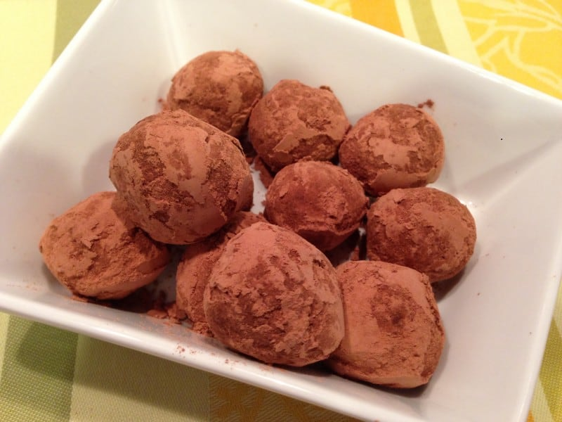 Paleo Chocolate Trufles | Tri Holisitc Nutrition